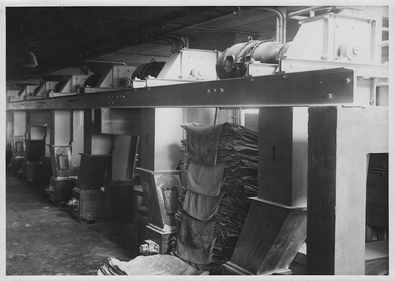 Historie De Meelfabriek meelzakken