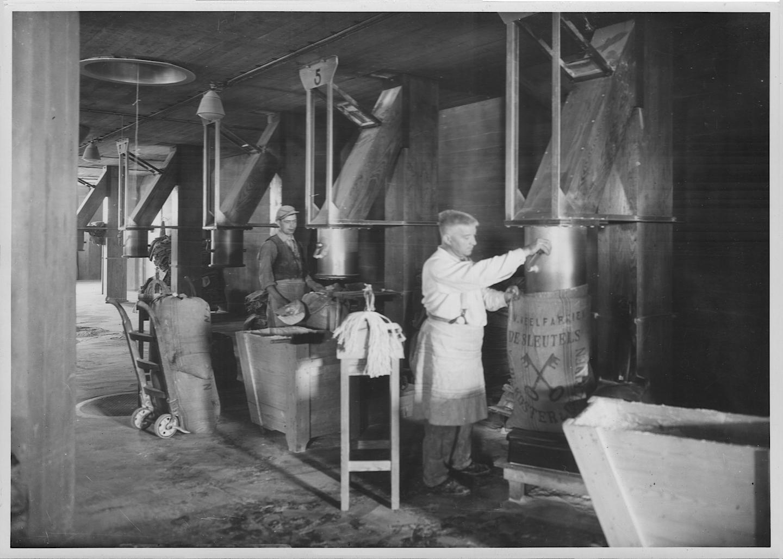 Historie De Meelfabriek werkers MR