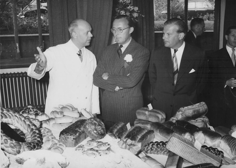 Historie De Meelfabriek Prins Bernhard