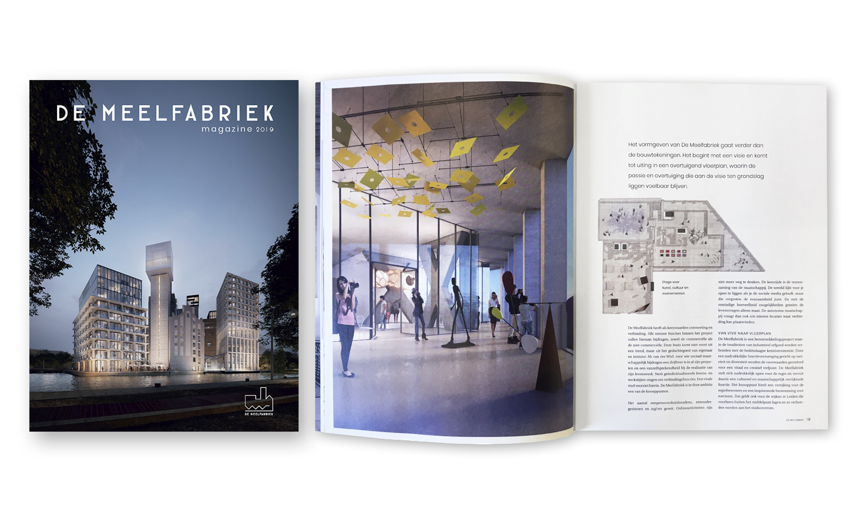 Magazine De Meelfabriek