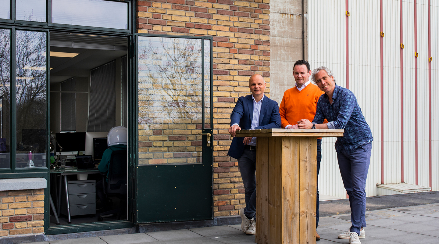 OWN Agency - Directiekantoor - De Meelfabriek in Leiden