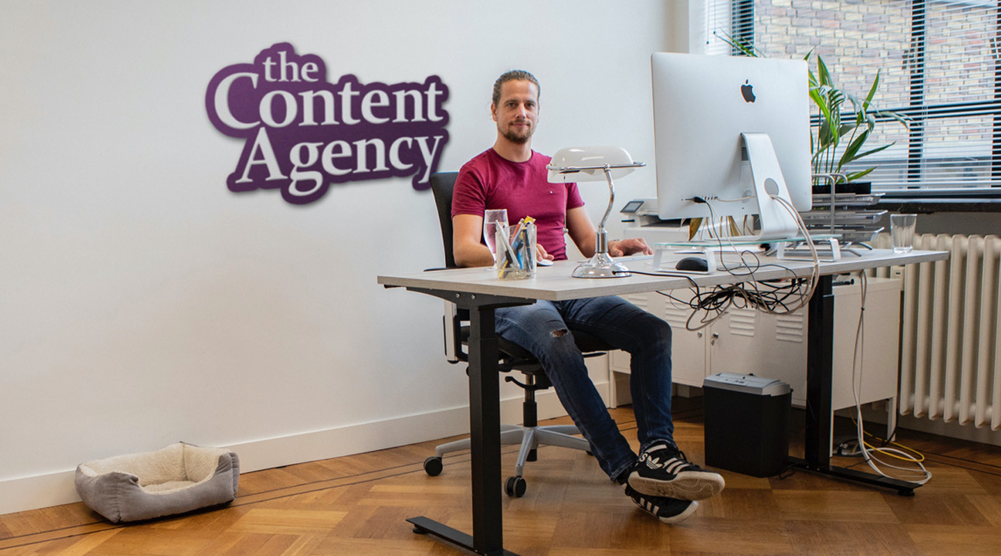 The Content Agency - Directiekantoor - De Meelfabriek