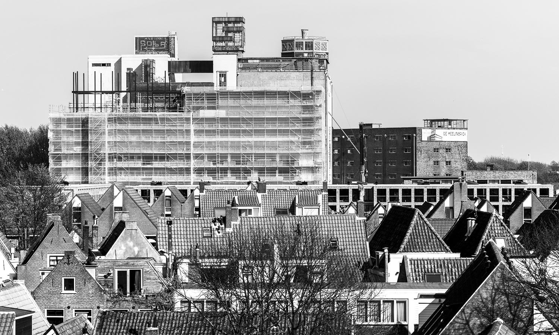 Nieuw ontmoet oud De Meelfabriek in Leiden zw