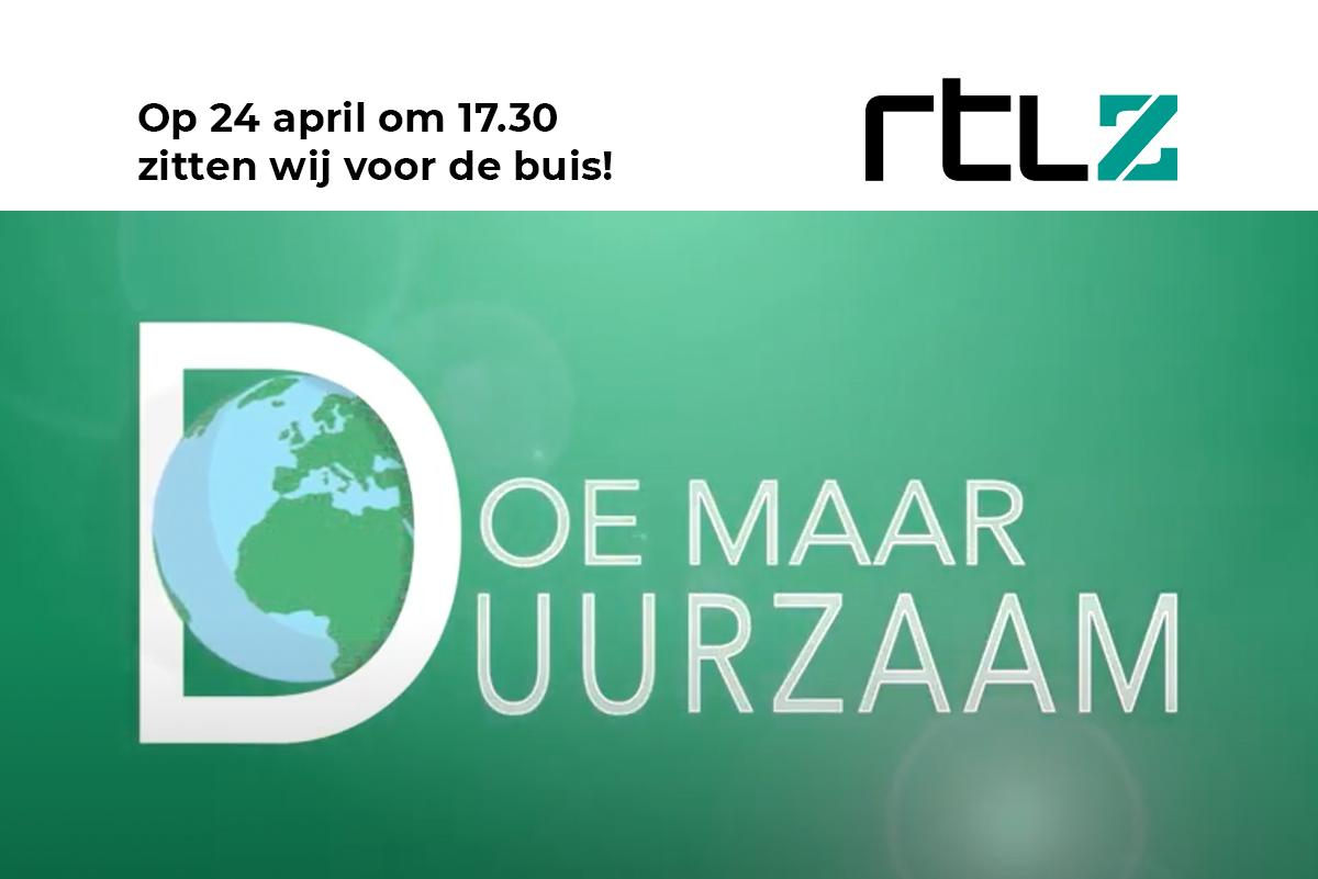 RTL Z Doe Maar Duurzaam De Meelfabriek